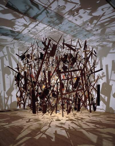 Blown Up Shed by S Artist Spotlight Cornelia