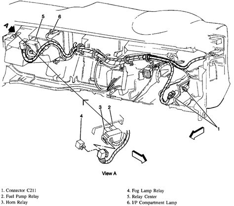 1996 chevy blazer fuel wiring diagram on 1996 images