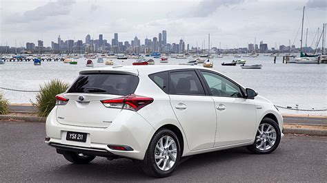 toyota new the new toyota corolla gets hybrid power gizmodo australia