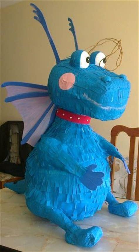 piata con papel de oficina felpita dra juguetes pi 241 atas pinterest dragon