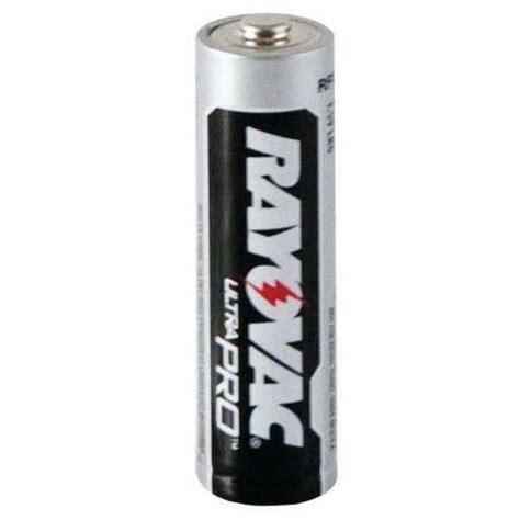 al a aa rayovac al aa spectrum alkaline battery 1 5 volt 2500