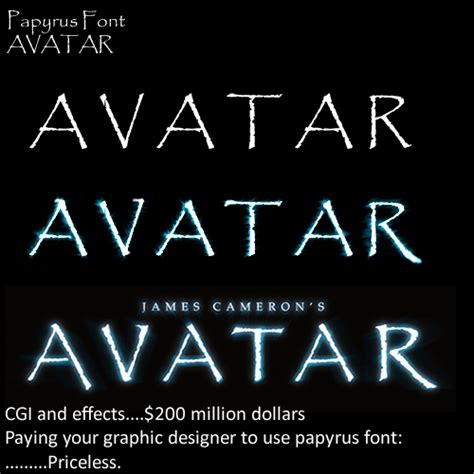 Font Of Meme - hey remember avatar papyrus watch exposing the