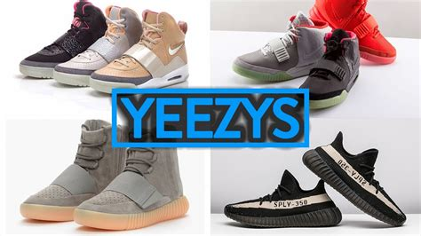 life   sneakerhead   yeezy shoes explained fung bros youtube