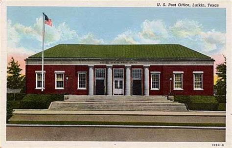 Office Depot Lufkin Tx by Lufkin History Attractions Historic Postcards