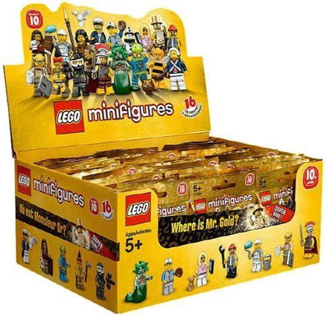 Termurah Bumblebee Lego Minifigures Series 10 lego minifigures series 10 mystery box 60 packs toywiz