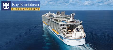 royal caribbeans newest ship new royal caribbean cruise ships latest and newest