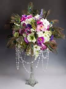 clear glass eiffel tower vase wedding centerpieces