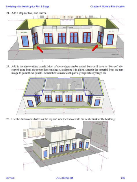sketchup layout pdf quality modeling with sketchup for entertainment design pdf 3dvinci