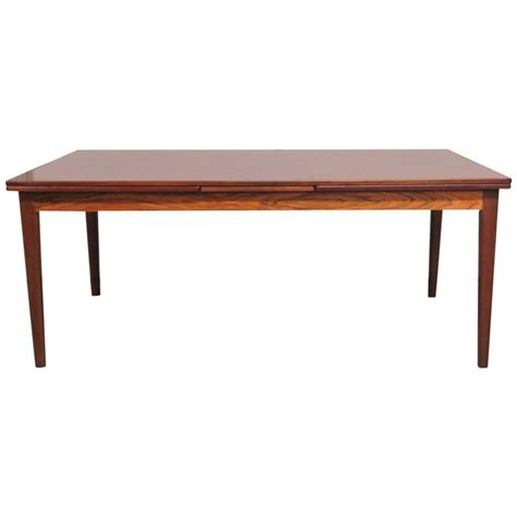 Skovby Dining Table Skovby Mobelfabrik Rosewood Modern Dining Table For Sale At 1stdibs