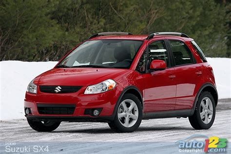 Suzuki Sx4 2008 Review List Of Car And Truck Pictures And Auto123