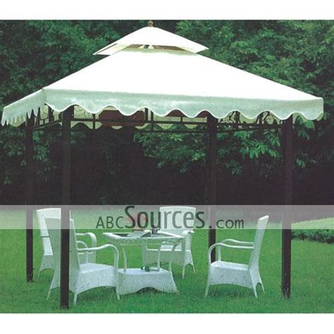 Canvas Garden Gazebo Wholesale High End Outdoor Steel And Canvas Gazebos And