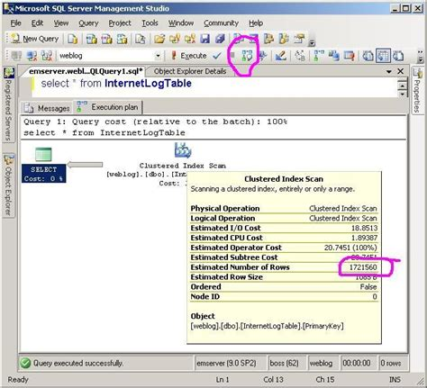 Snhu Mba Business Intelligence Sql by Richard Lees On Bi How Many Rows In A Table