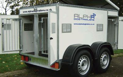 car dogs trailer alpha trailers manufactures of the highest quality trailers