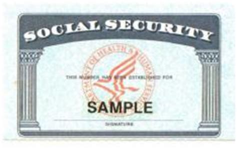 social security card template photoshop sle immigration documents messing tucson