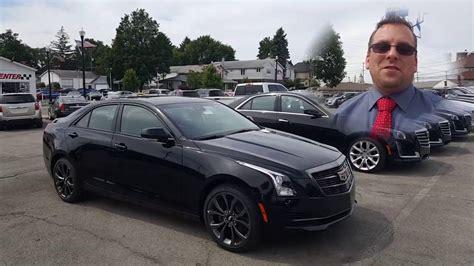 Cadillac Ats Black by 2017 Cadillac Ats Carbon Black Package