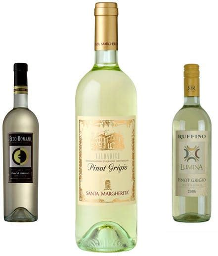 best italian pinot grigio how to choose cheap wine from the big brands pinot