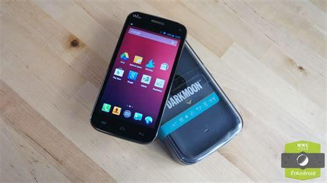 test du wiko darkmoon sur android frandroid test wiko darkmoon notre avis complet smartphones