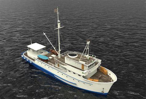3d boat fishing boat free 3d model 3dm cgtrader