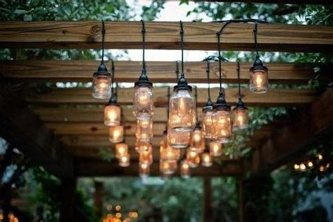 25 Beautiful Diy Outdoor Lights And Creative Lighting Outdoor Lights Decorating Ideas