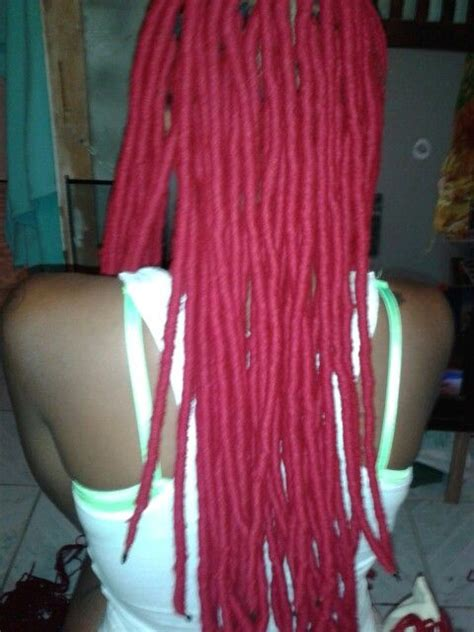 faux locs prices in atlanta 120 best images about red dreads on my head on pinterest