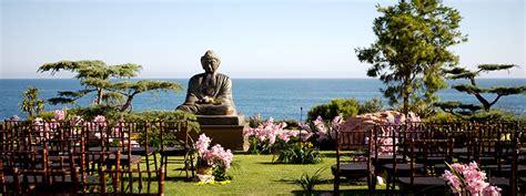 wedding venues near laguna ca california wedding venues montage laguna weddings southern california hotels