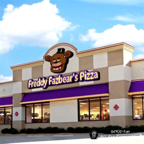 is freddy fazbears pizza real place apexwallpapers com freddy fazbear s pizza daytime