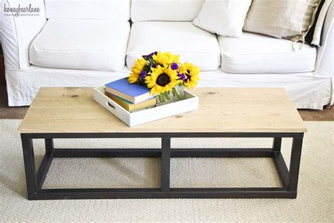pdf diy industrial coffee table plans how to make