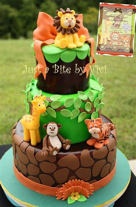 Safari Cakes Baby Shower by 10 More Baby Shower Cakes Aa Gifts Baskets Idea