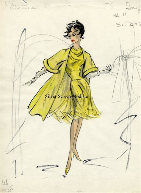 dress pattern designing by natalie designing hollywood costume sketches at fidm silver