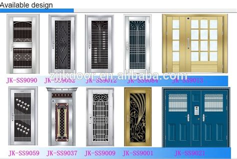 14 strongest safety door designs catalogue in india jk ss9601 single leaf entry door safety door design with