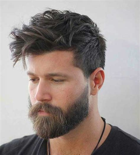 guys hairstyles with beards hair and beard styles you need to see mens hairstyles 2018