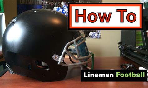 How To Make A Football Helmet Out Of Paper - how to paint your helmet diy
