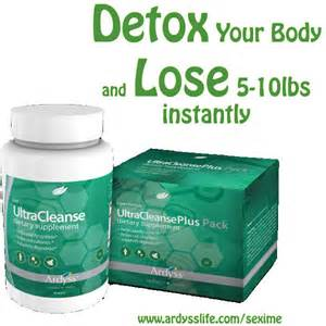 Ultra Clear Liver Detox by Ardyss Colon Liver Detox Ultra Herbal Cleanse System