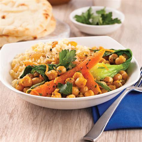 cuisine et mijot駸 mijot 233 de pois chiches 224 l orange et 233 rable recettes