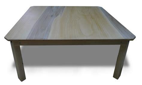 Meja B by Meja Kotak2 B Woodpeckerwoodworks