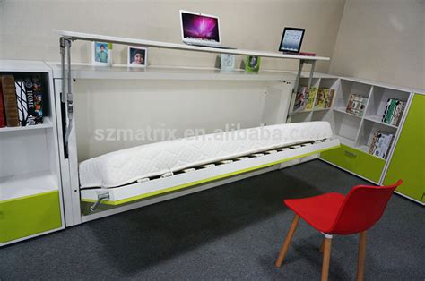 fold away study desk fold away bed transformable bed wall bed with study