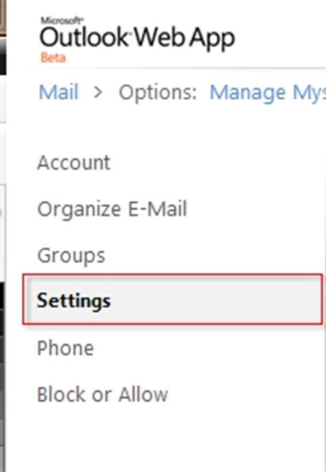 Office 365 Mail Spell Check Office 365 Configure Outlook Web App To Automatically