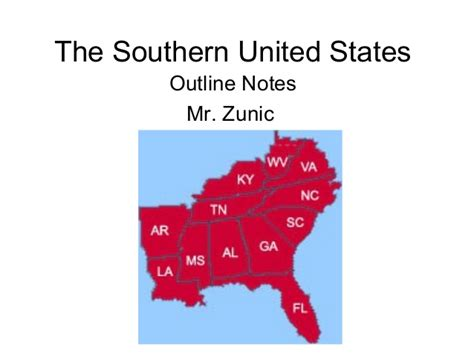 Southern States Mba Review the southern united states