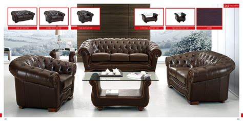Living Room Furniture Usa Leather Sofa Set Grain Leather Sofa Sanblasferry Thesofa