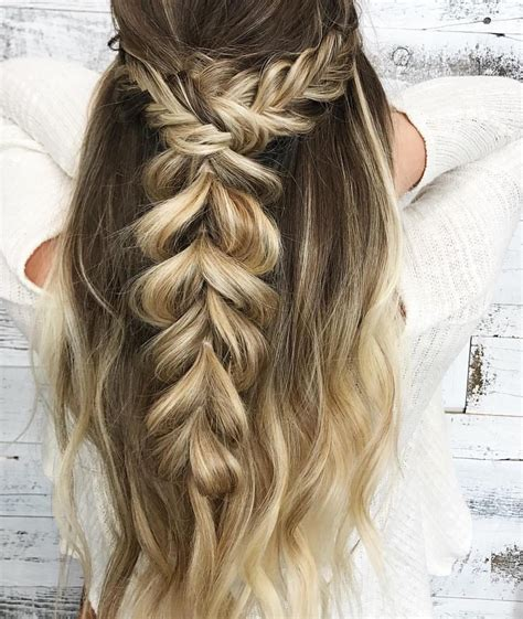 ideas hairstyle for party formidable hairstyles long hair at home 10 ultra ponytail hairstyles for long hair parties