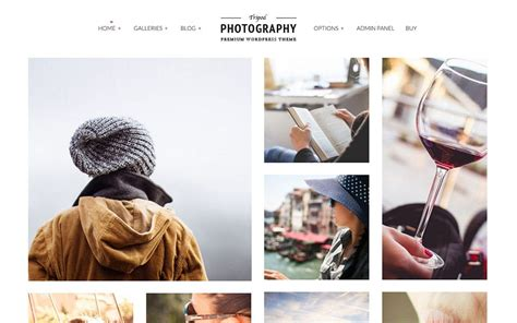 50 best photography wordpress themes 2018 athemes