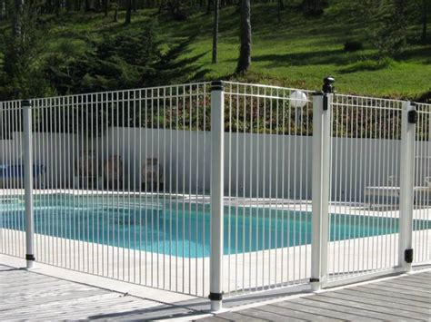 barriere piscine amovible 1168 clotures de piscine pose de cl 244 tures portails