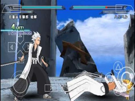 anime game on android bleach android game anime youtube