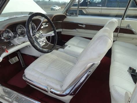 1963 Thunderbird Interior by Hemmings Find Of The Day 1963 Ford Thunderbird Lan