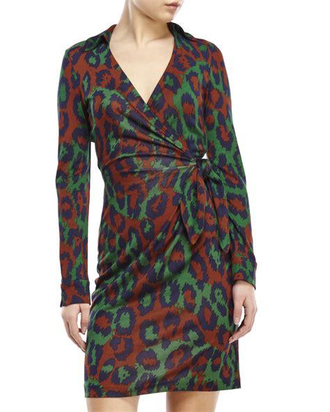 Zara New Leopard Printed Silk Dress Size S Eur diane furstenberg leopard print knit silk wrap dress in green lyst