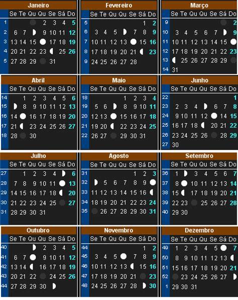 Calendario L Unar Calend 225 Lunar 2014