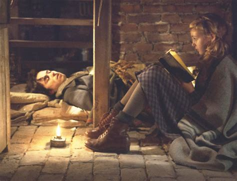 book thief pictures analyzing characters of the book thief through song