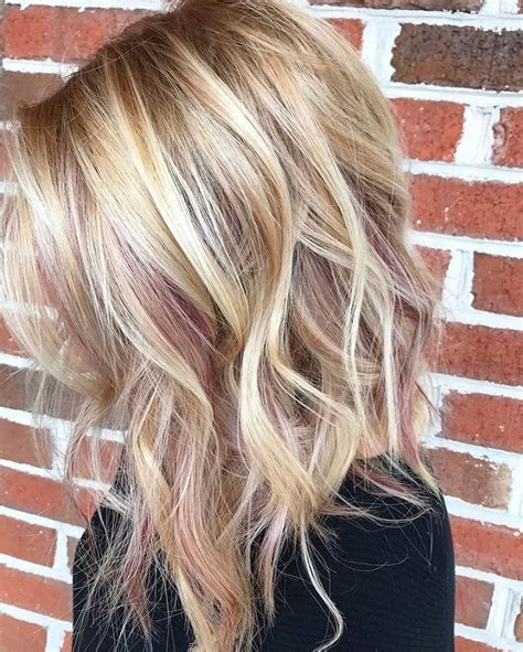 how lobg for lowlights to fade the 25 best rose gold hair ideas on pinterest rose hair