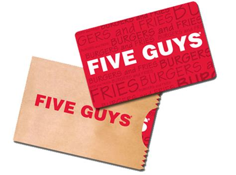 Gift Cards For Guys - five guys in farmington ct five guys location site