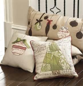 broadview heights ballard inspired christmas cushion